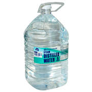 Picture of Livingstone Distilled Demineralised Water, 5 Litres, Each Livingstone Distilled Demineralised Water, 5 Litres, Each