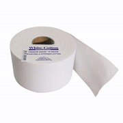 Picture of Ultrabody White Cotton Waxing Roll, 70mm x 100 metres (U22) Bleached and Stiffened Ultrabody White Cotton Waxing Roll, 70mm x 100 metres (U22) Bleached and Stiffened