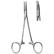 Picture of Instrumentation-Forceps Halsted Mosquito Livingstone Halsted Mosquito Haemostatic Artery Forceps, 12.5cm, 23 Grams, Curved, Stainless Steel, Each