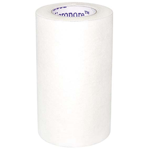 Picture of Woundcare - Tapes - Surgical Tapes  - Paper Micropore, 9.1m 3M Micropore Surgical Paper Tape, Latex Free, 75mm x 9.1 metres, Biodegradable, White Colour, 4 per Box