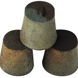 Picture of Livingstone Solid Rubber Stopper Solid Rubber Stopper, 32mm Base x 40mm Top x 44mm Height, 10 per Pack