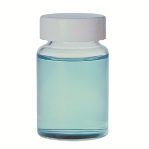 Picture of Ajax Scintillation Vial Vials, Scintillation, 21ml, Clear Glass, with Foil Lined Recyclable Polypropylene Cap, 100 per Pack