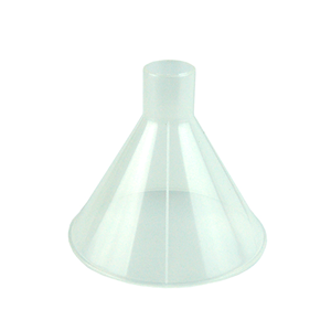 Picture of Aptaca Powder Funnel Powder Funnel diameter 120mm Recyclable Polypropylene , autoclavable