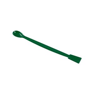 Picture of Laboratory Supplies-Spatulas 1 Flat end and 1 Spoon Livingstone Spatula, 180mm, Flat and Spoon Ends, Recyclable Polystyrene, 10 per Pack