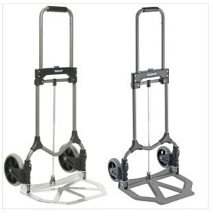 Picture of ACCO Metal Trolley Foldable Metal Trolley, Foldable, Heavy Duty 80 Kgs Capacity