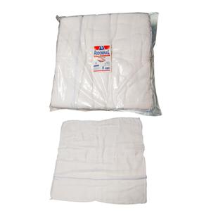 Picture of Dressings-Gauze Sponges - Abdominal Non-Sterile Livingstone Abdominal Gauze Sponge, 45 x 45cm, Non-Sterile, Without Tape, 100per Bag, 3 Bags per Carton