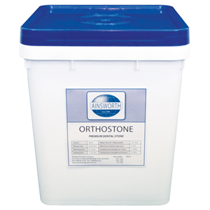 Picture of Ainsworth White Orthostone Ainsworth White Orthostone, 20kg Bag, Each