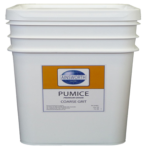 Picture of Ainsworth Pumice Coarse Grit Ainsworth Pumice Coarse Grit, 20Kg Bag