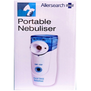 Picture of Allersearch Nebuliser Allersearch Portable Nebuliser, Each