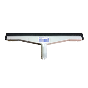 Picture of Livingstone Floor Squeegee Head Livingstone Recyclable Plastic Floor Squeegee Head, 450mm, with Screw Cap, Grey, Each