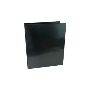 Picture of Pharmacy-Office Supplies Filing & Storage Products Ring Binders Insert Binders Bantex Insert Ring Binder, A4, 38mm, 3 D-Rings, Black, Each