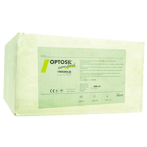Picture of Dental-Impression Materials Crown and Bridge Impression Material Condensation Silicone - Optosil (Bayer) Optosil Comfort Putty, 900ml, Each