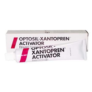 Picture of Dental-Impression Materials Crown and Bridge Impression Material Condensation Silicone - Optosil (Bayer) Optosil/xantopren Activator Paste, 60ml, Each