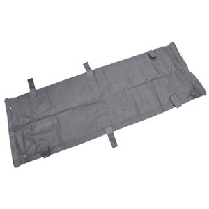Picture of Livingstone Body Bag with U-Type 6 Handles Livingstone Body Bags, 230 x 92cm, 130kg, with 6 U-Type Handles, Grey, 10 per Carton