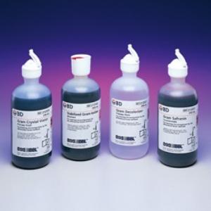 Picture of BD BBL™Gram Stain Kits BD BBL Gram Stain Kit, 250ml Bottle, Each