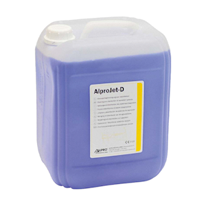 Picture of Dental-Evacuation Products Oral Evacuation System Cleaners Alpro-jet D Disinfectant Concentrate, 5 litres