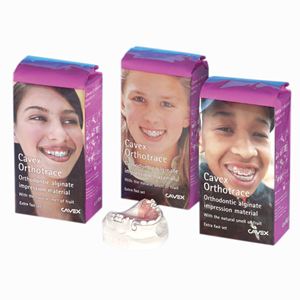 Picture of Dental-Impression Materials Alginate Cavex Orthotrace Cavex Orthotrace, 500 Grams, Each