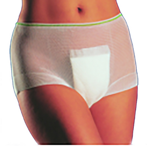 Picture of Incontinence-Pads Cello Fitted Elastic Briefs Convenience Elastic Pant, Extra Large, 50 per Box