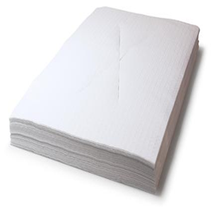Picture of Cello Head Pad Sheets with 'X' Cut Head Pad Sheet with 'X' Cut, 310 X 500mm, 100 per Pack, 10 Packs per Carton
