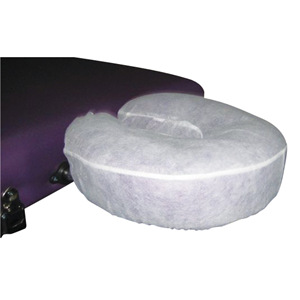 Picture of Healthcare-Clinical Sheets & Drapes Head Rest Covers Cello Head Rest Cover, Non Woven, White, 100 per Pack