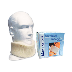 Picture of Livingstone Cervical Collar Livingstone Cervical Collar, Small, Soft Foam, in Polybag, Each