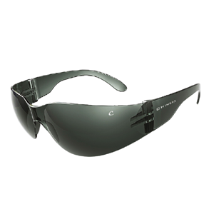Picture of Protective Wear - Safety Glasses Gecko Chimera Gecko Safety Glasses Protective Wear, Smoke Lens, Anti-Fog Anti-Scratch Polycarbonate, Meets AS/NZS 1337.1:2010 Standard, Each