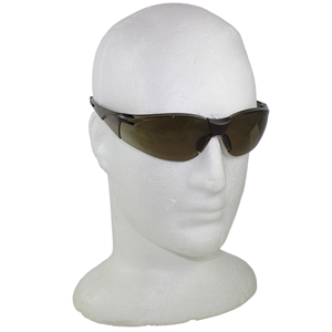 Picture of Protective Wear-Safety Glasses Nova Chimera Nova Midrange Safety Glasses Protective Wear, Sepia Lens, Anti-Fog Anti-Scratch Polycarbonate, Each